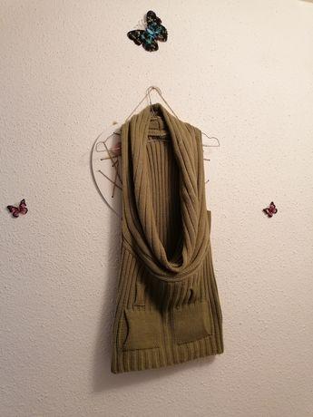 Pulover - vestă tricotat