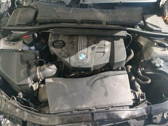 N47N двигател бмв 2.0д 184кс е90 ф30 ф10 318d 320d 520d