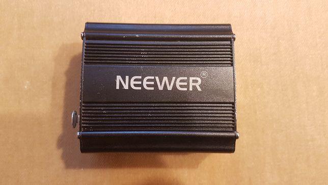 Preamplificator microfon condensator nerwer nw 100