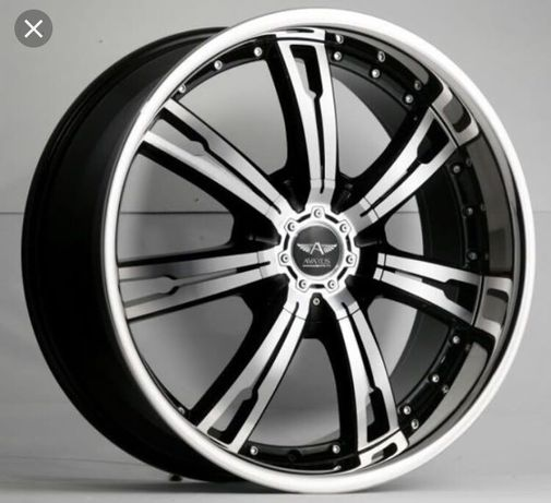 Jante avarus bmw pe 19 made in USA 5x120 si 5x114,3