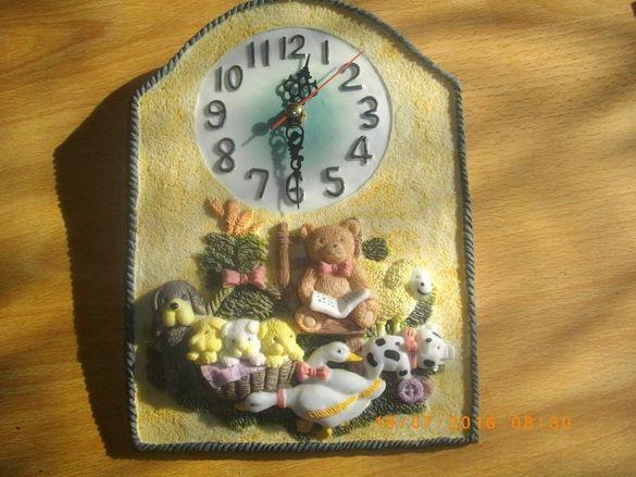 Нов Керамичен Детски Часовник