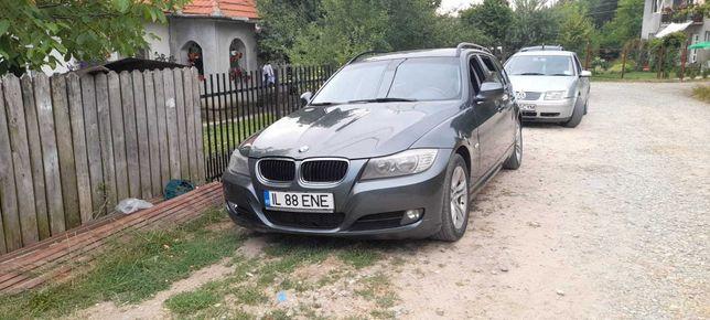 BMW 318 D euro 5