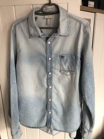 Мъжка дънкова риза adidas M размер