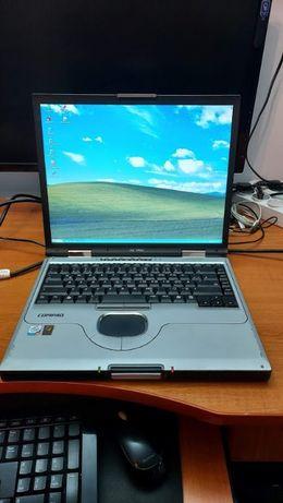 """Compaq Evo Notebook N800c - 15""""/P4-M/2,00Ghz /1GB RAM/30GB HARD"""