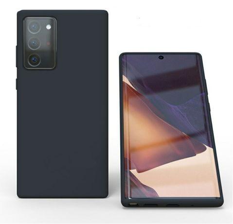 Матов Силиконов Кейс за Samsung Galaxy Note 20 / 20 Ultra