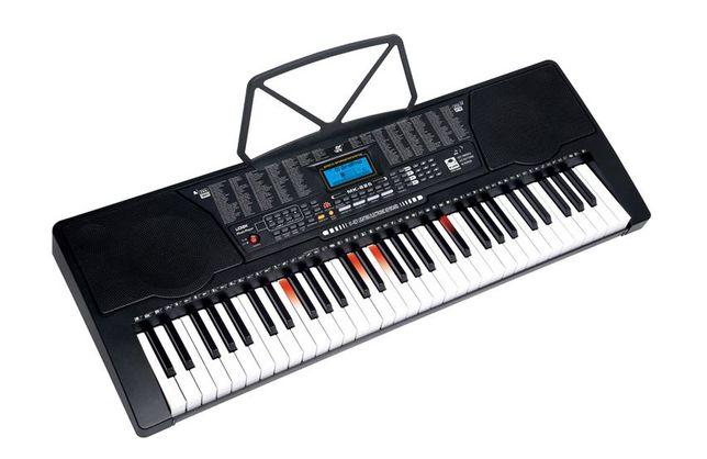 Акция! Синтезатор с подсвечивающими клавишами МК-825