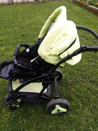 Бебешка количка абдор-с-лайн 3в1