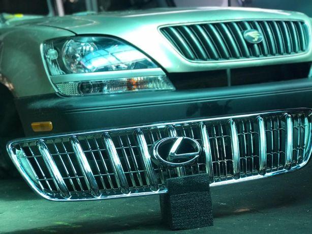Решетка радиатора на Lexus RX300 Рестаил!