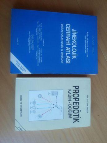 Учебници по акушерство и гинекология на турски език