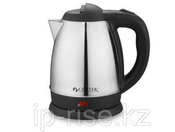 Чайник CENTEK CT-1068 серебристый