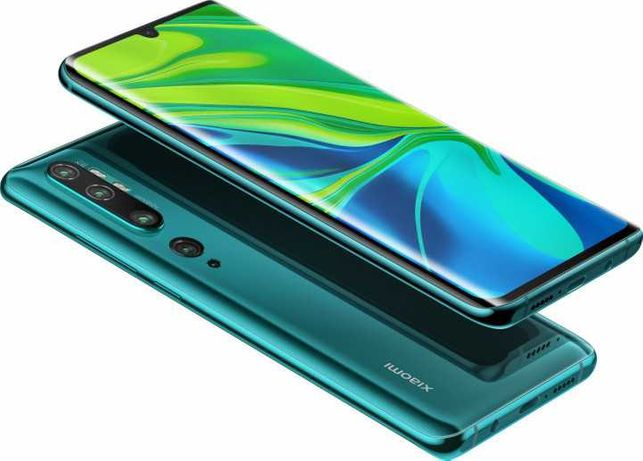 Смартфон Xiaomi Mi 10 8/256Gb зеленый