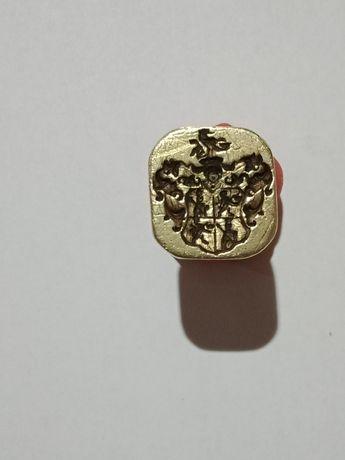 Sigiliu vechi din bronz