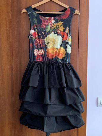 Официална флорална рокля Pause