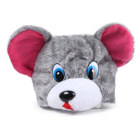 костюм Мышонок Шапка Мышка мышь для новогоднего костюма шапочка