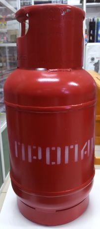 Баллон газовый на 12 литров, пустой