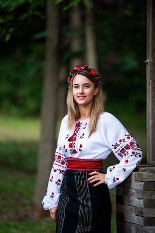 Vand îmbrăcăminte traditională