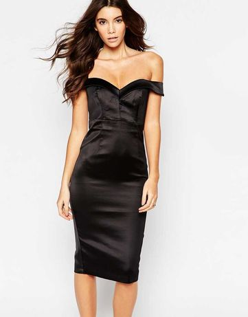 Little Black Dress, marime 36/38 Bardot