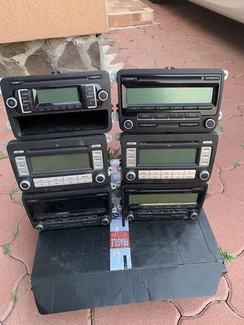 Radio cd player Gama Vw rns diferite modele