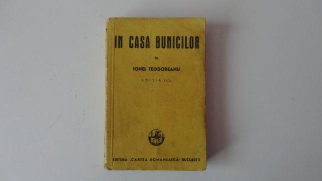 In casa bunicilor-Ionel Teodoreanu