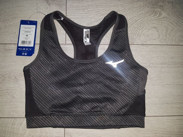 Mizuno Active Alpha Printed bra