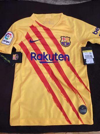 Tricou nou original Nike Barcelona