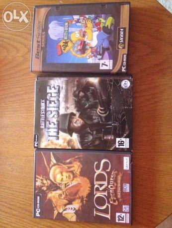 2 jocuri PC-ROM, Lords Everquest,The Siege