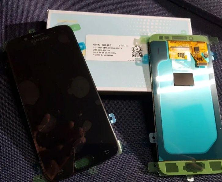 Display Samsung J5 2017 Original AMOLED garanție Montaj pe loc Bucuresti - imagine 1