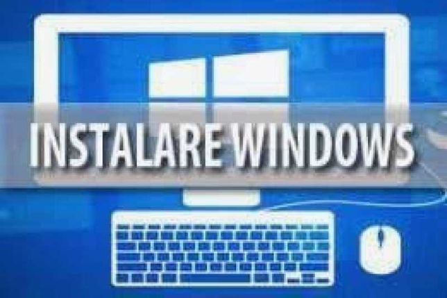 Instalare sistem WindowS configurare RouterE Imprimante - Laptopuri