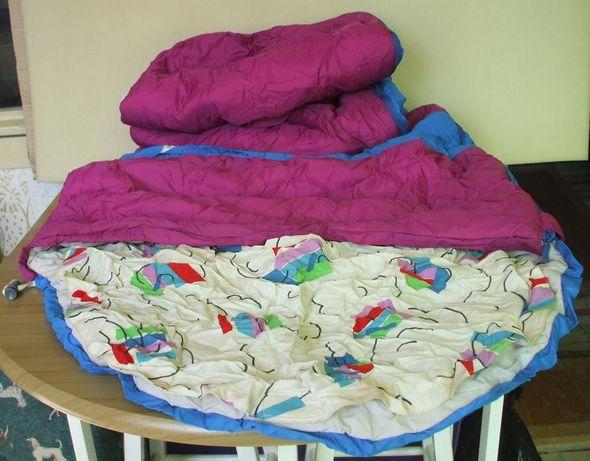 Sac de dormit copii 170 x 68 cm 1,3 kg Little dream Happy Pack Germani