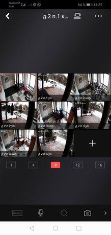 Продажа монтаж видеонаблюдения