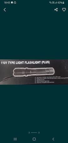 Продам электро шоккер фонарь