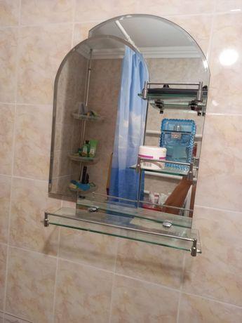 Продаю раковину с зеркалом