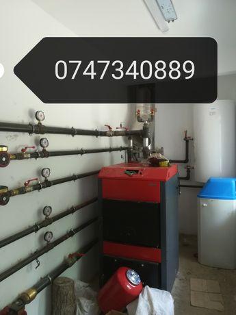 Instalator sanitar,montaj centrale termice,calorifere, iasi