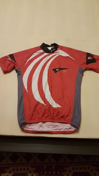 Тениска за колело