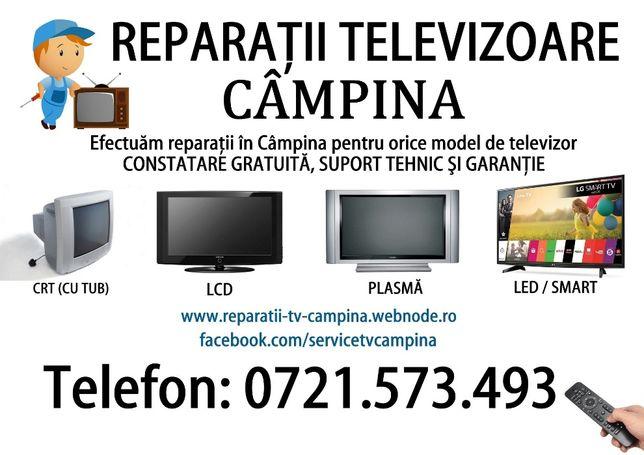 Reparatii televizoare Campina