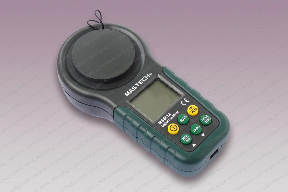 ANIMABG Цифров луксомер Pro MS6612