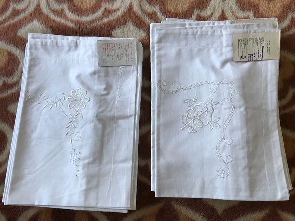 Калъфки,спални чаршафи,юргански торби,олекотена завивка и сп.комп