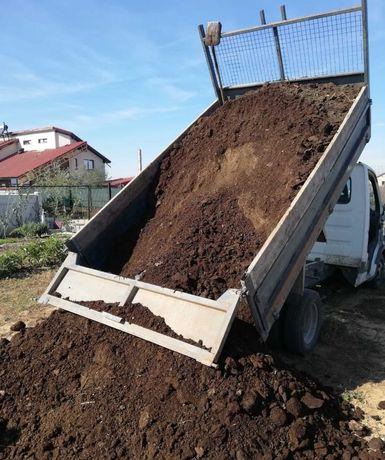 Vând bălegar (mraniță),pământ negru vegetal