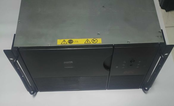 UPS APC Smart UPS 5000/3.75KW, цената е с вкл. ДДС, гаранция