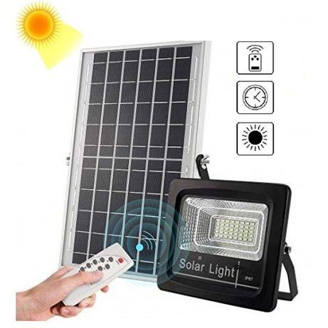 50W, 80W, 120W Соларна LED лампа, мощен лед прожектор, лед осветление