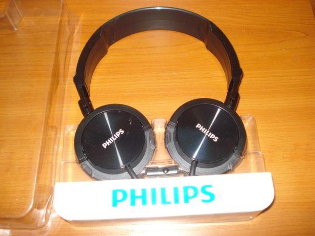 casti cu microfon Philips mufa jack 3.5