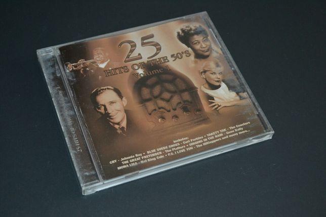 album de colectie, 25 HITS OF THE 50'S, editie rara