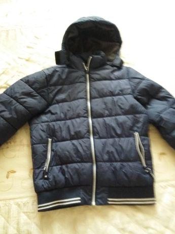Зимно яке за момче H&M за11-12 години