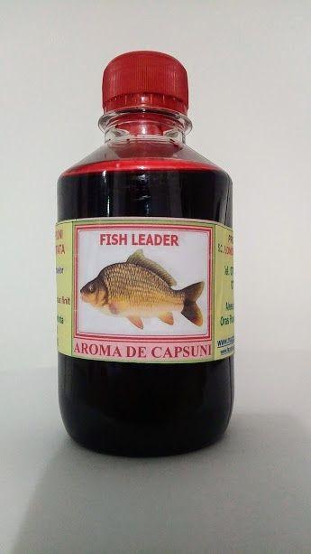 Aroma de Capsuni superconcentrata Fish Leader