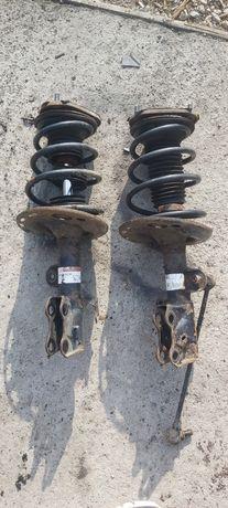 Предни амортисьори с пружини за Тойота Авенсис т27 / Toyota Avensis t2