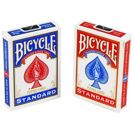 Игральные карты стандарт Bicycle