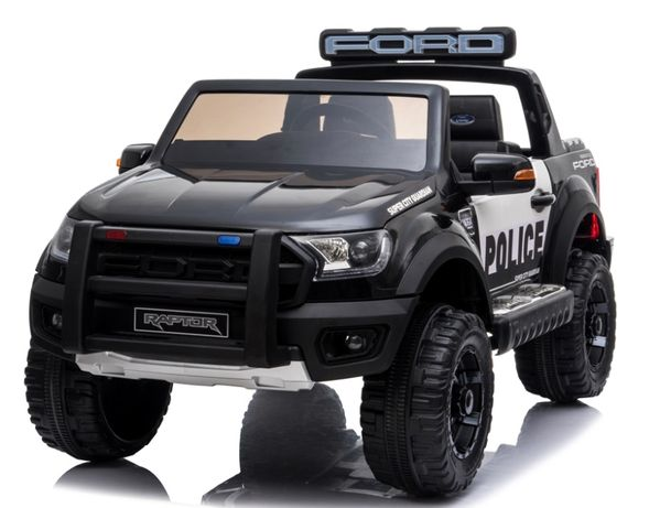 Masinuta electrica Ford Raptor Police