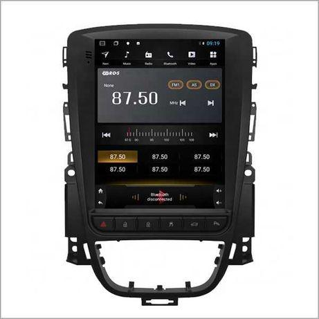 Navigatie auto Opel Astra J dedicate Teslastyle Android 10 Model 4008