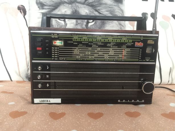 Radio Selena B215 Sovietic