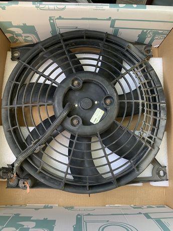 Вентилятор охлаждения (корпус) Лада калина 2